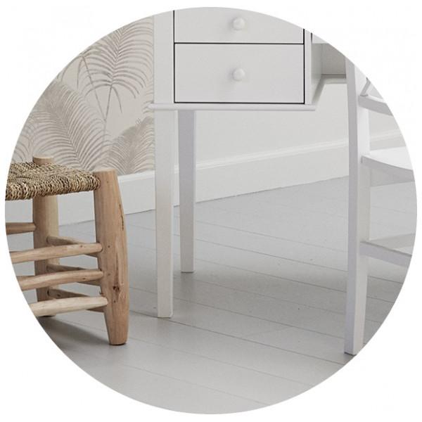 021013 Ben I Vuxenhöjd Skrivbord Oliver Furniture från Inget märke