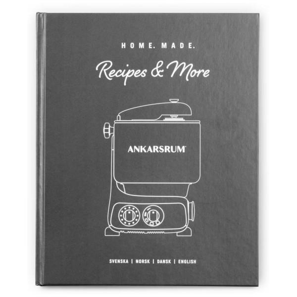 Ankarsrum Assistent Original Receptbok från Ankarsrum