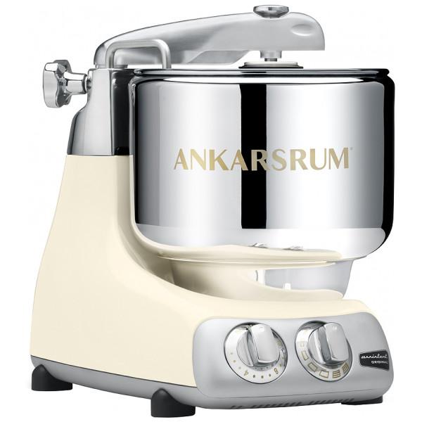 Ankarsrum Köksmaskin Assistent Original + Kokbok Creme Light från Ankarsrum
