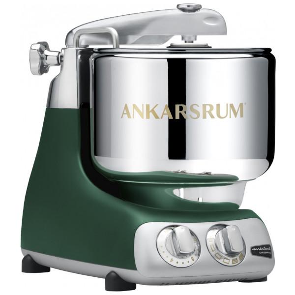 Ankarsrum Köksmaskin Assistent Original + Kokbok Forest Green från Ankarsrum