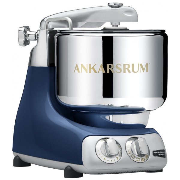 Ankarsrum Köksmaskin Assistent Original + Kokbok Ocean Blue från Ankarsrum