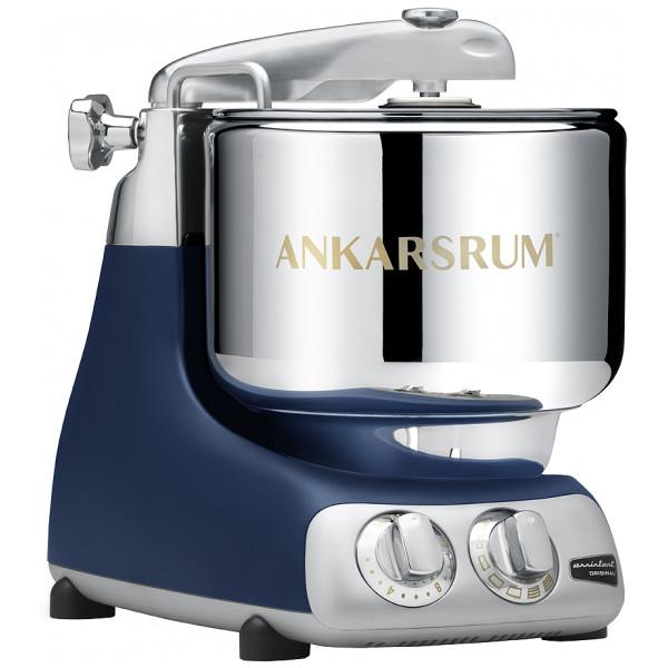 Ankarsrum Köksmaskin Assistent Original + Kokbok Royal Blue från Ankarsrum