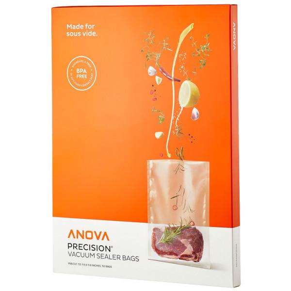 Anova Vakuumförpackare Vacuum Bags - 50 Stk från Anova