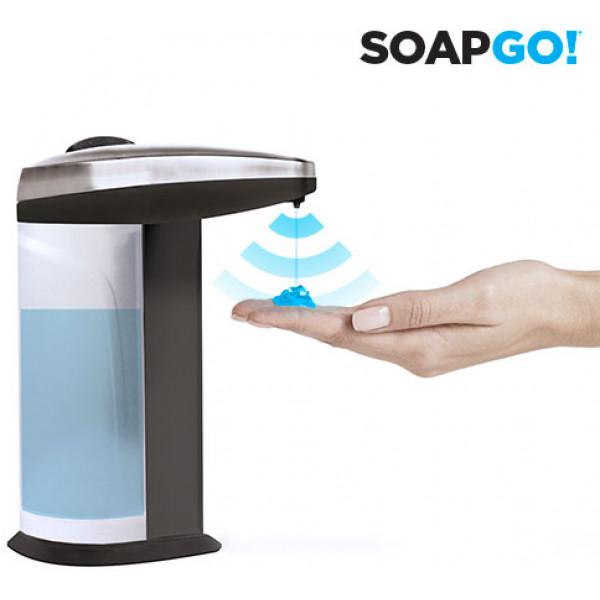 Automatisk Tvålautomat Soap Go från Inget märke