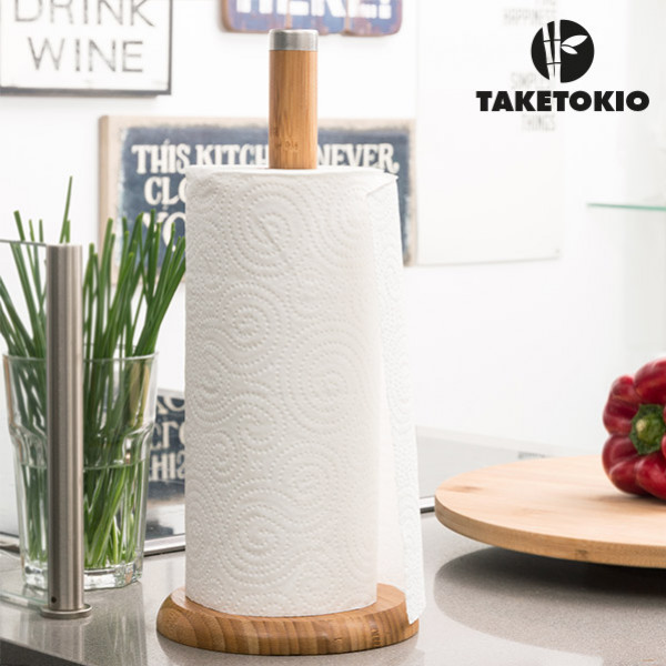 Bambu Köksrullehållare Taketokio från Inget märke