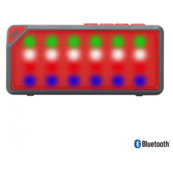 Bärbar Bluetooth Ngs Redrollerflash 3W från Inget märke