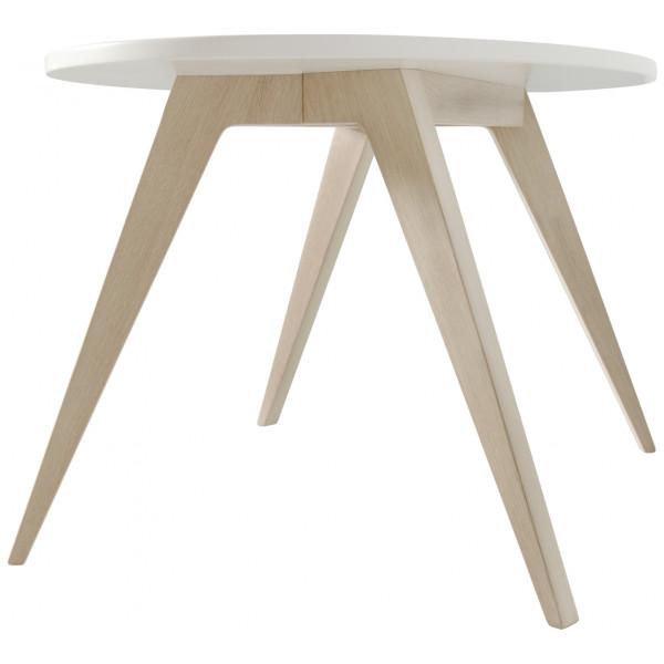 Barnmöbel Barnbord Pingpong Wood Ek Oliver Furniture från Inget märke