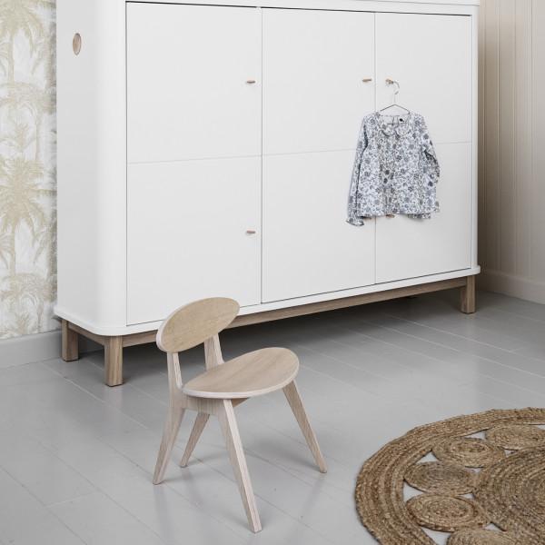 Barnmöbel Barnstol Pingpong Wood Ek Oliver Furniture från Inget märke