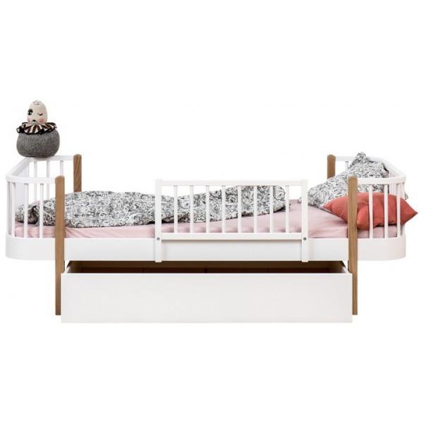 Barnmöbel Sänglåda Wood Collection Oliver Furniture från Inget märke