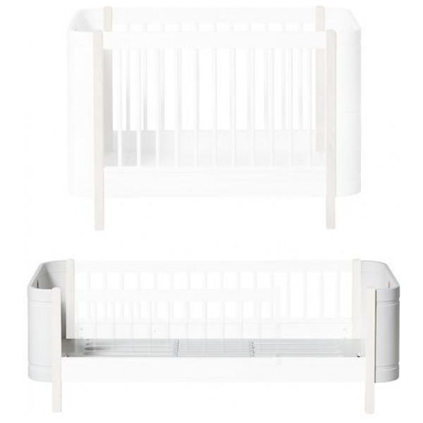 Barnmöbel Syskonkit Tillägg Mini + Basic Oliver Furniture från Inget märke
