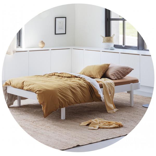 Barnmöbel Wood Lounger 120 Cm Oliver Furniture från Inget märke