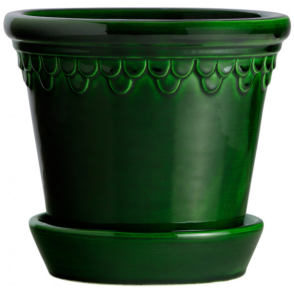 Bergs Potter Köpenhavner Krukafat Emerald 10 Cm från Bergs potter