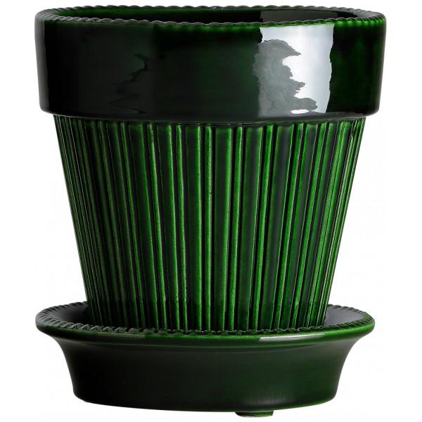 Bergs Potter Simona Krukafat Emerald 16 Cm från Bergs potter