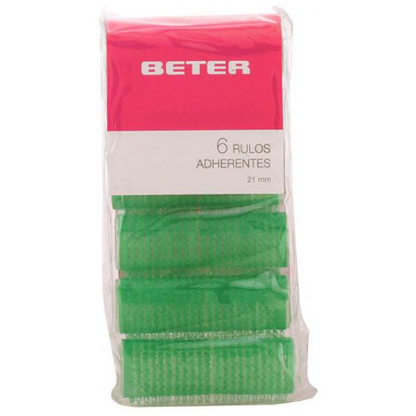 Beter - Rollers Self - Gripping 21 Mm 6 Pz från Inget märke