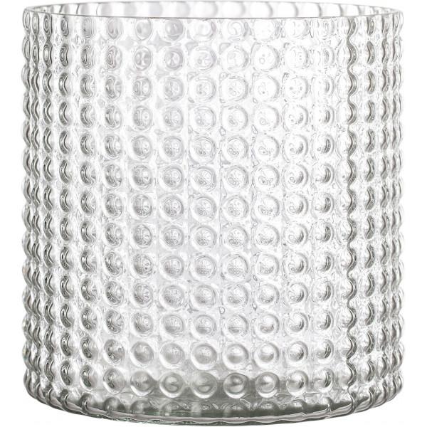 Bloomingville Vas Glasvas H16,5 Cm från Bloomingville