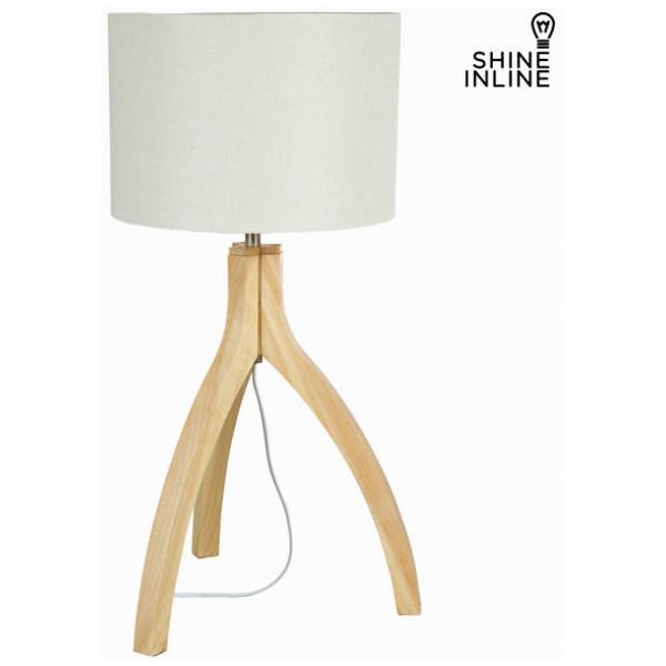 Bordslampa I Trä By Shine Inline från Inget märke