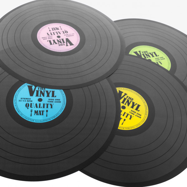 Bordstablett Retro Disco från Inget märke