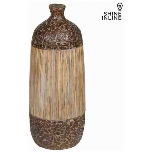 Brun Bordslampa By Shine Inline från Inget märke