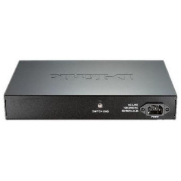 Brytare Or Strömbrytare If Power Light Switch D - Link Dgs - 1100 - 24P 24 P 10 100 1000 Mbps från Inget märke