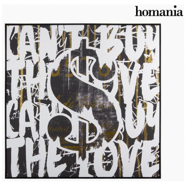 Canvastavla Dollar By Homania från Inget märke