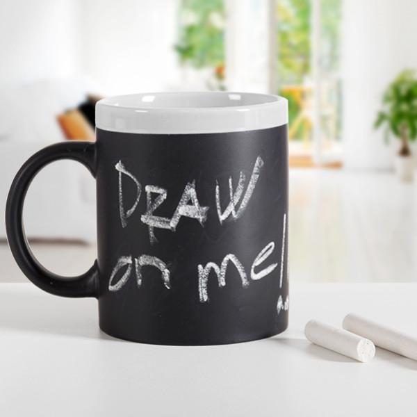 Ceramic Chalkboard Mug från Inget märke