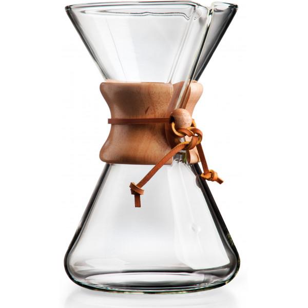 Chemex Kaffebryggare Classic Handgjorda 8 från Chemex