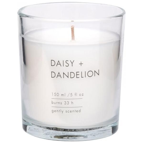 Doftljus Clear Daisy + Dandelion från Inget märke