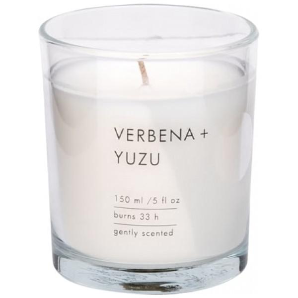 Doftljus Clear Verbena + Yuzu från Inget märke