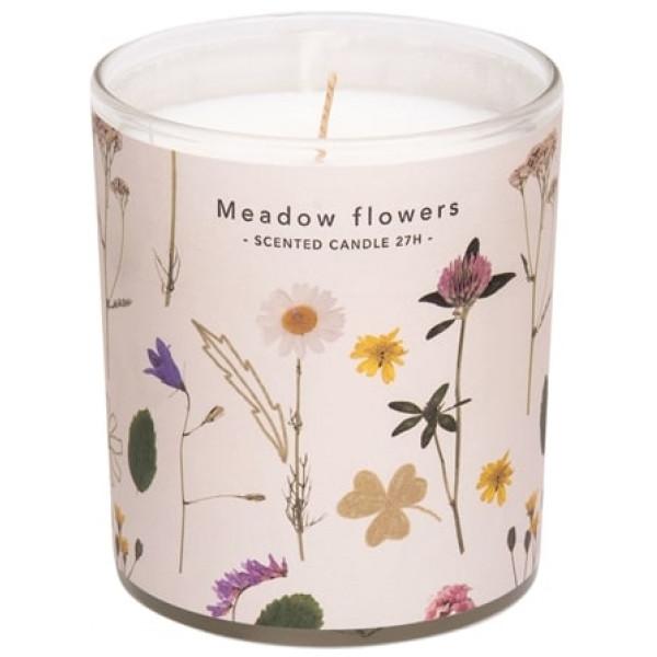Doftljus Meadow Flowers från Inget märke