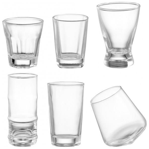 Dorre Snapsglas Shaya Shotglas 6-Pack 28-120 Ml från Dorre