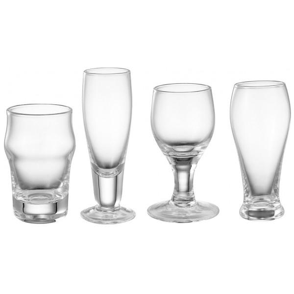 Dorre Snapsglas Shira Shotglas 4-Pack 28-45 Ml från Dorre