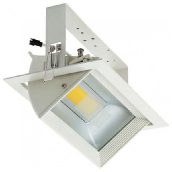 Downlight Led Ställbar Tomaleds Fcoccobc030 30W 2700 K Varmt Ljus från Inget märke