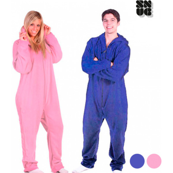 Filt Med Ärmar Snug Pyjamas Färg Storlek L från Inget märke