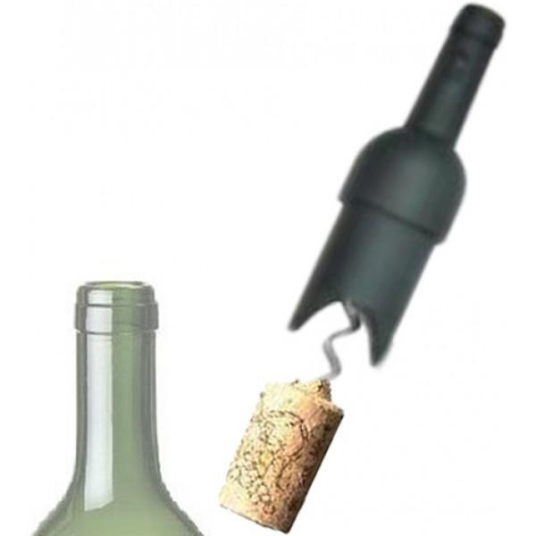 Flaskformad Korkskruv Vinöppnare Färg från Inget märke