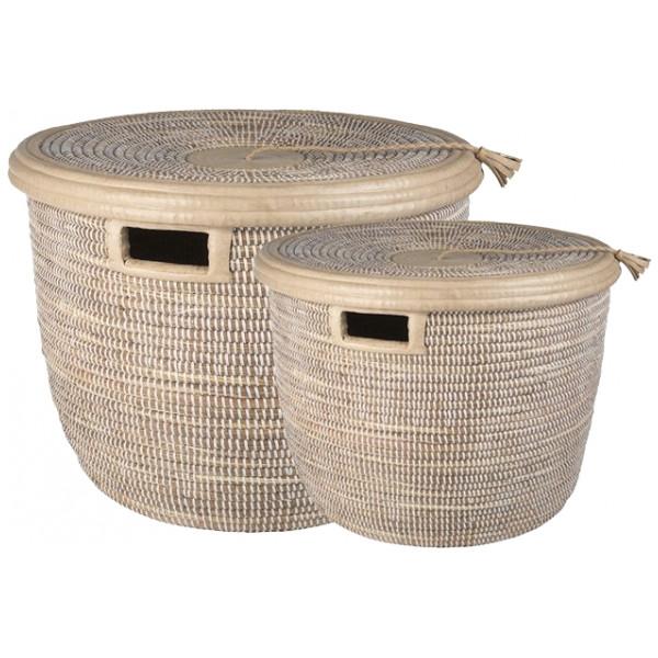 Förvaringsprodukt Senegal Korg Öppen 30 Cm Sika - Design från Inget märke