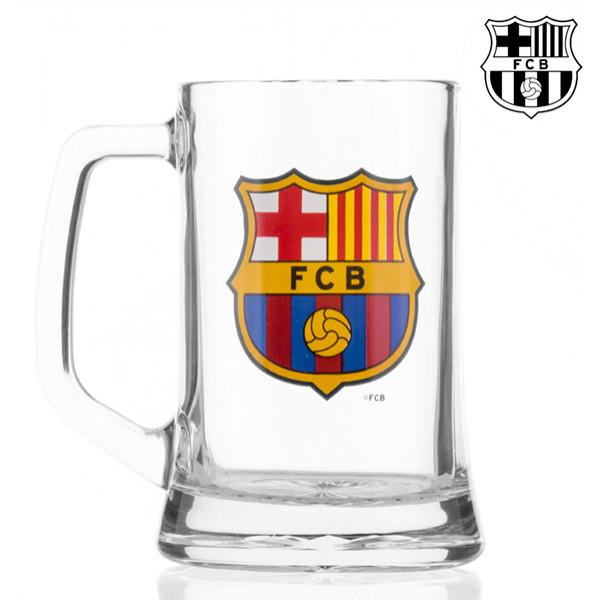 Glas Ölkrus F C Barcelona från Inget märke