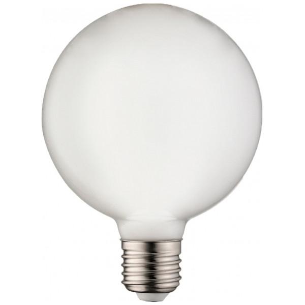 Globen Lighting Ljuskälla E27 Led 3-Steg Dimmer Globe 125 Mm 0,4-7W Opal från Globen lighting