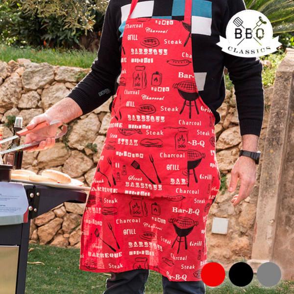 Grillförkläde Bbq Classics Färg från Inget märke