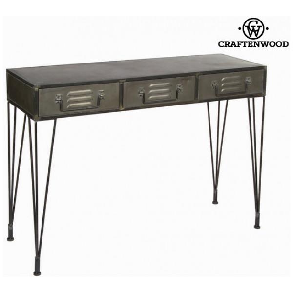 Hallmöbel I Metall Med 2 Lådor By Craftenwood från Inget märke