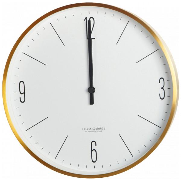 House Doctor Väggklocka Clock Couture Ø 30 Cm från House doctor