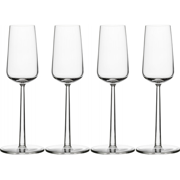 Iittala Champagneglas Essence Champagne 4-Pack 21 Cl från Iittala