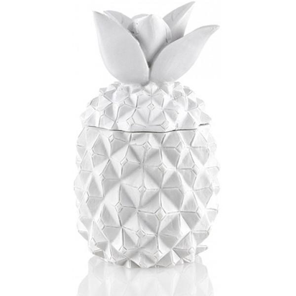 Inredning Dekorativ Ananas Med Lock Wagon Trend från Inget märke