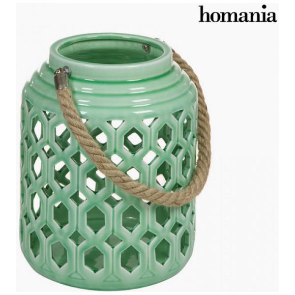 Inredning Farol Keramiklykta Med Handtag By Homania från Inget märke