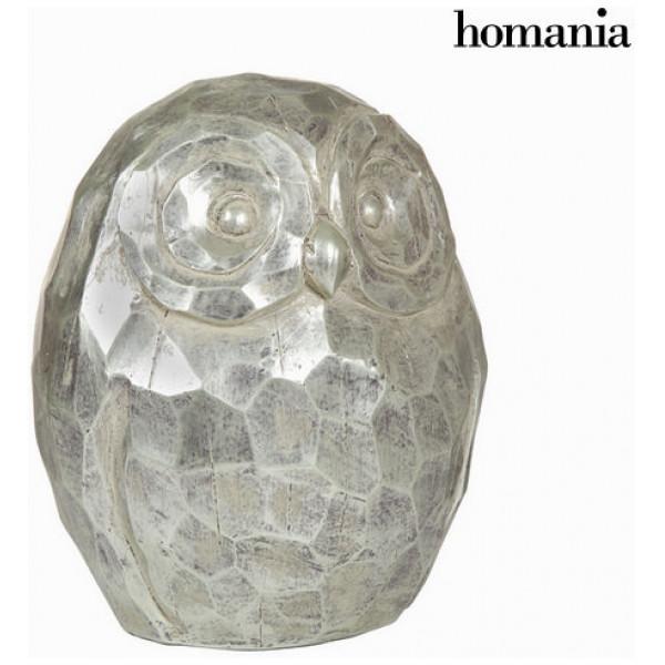 Inredning Figur Silveruggla By Homania från Inget märke