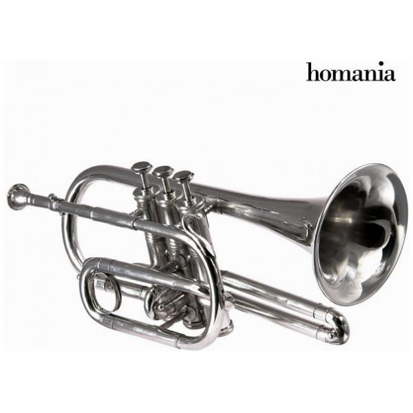 Inredning Hornfigur I Metall By Homania från Inget märke
