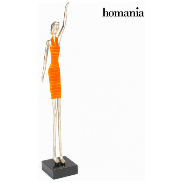 Inredning Kvinnofigur Klänning By Homania från Inget märke