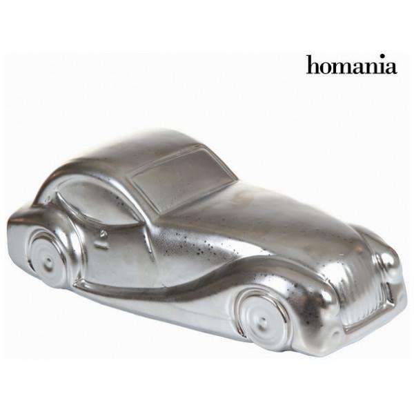 Inredning Silverfärgad Bilfigur By Homania från Inget märke