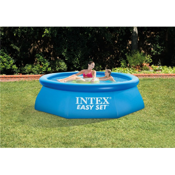 Intex Easy Set Pool 244X76Cm 2419L Inkl Filterpump från Intex