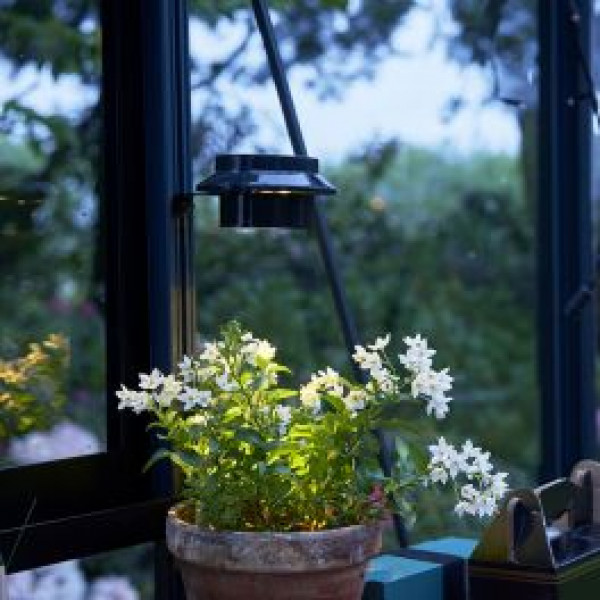 Juliana Växthus Led-Lampa Solar Till Växthus från Juliana