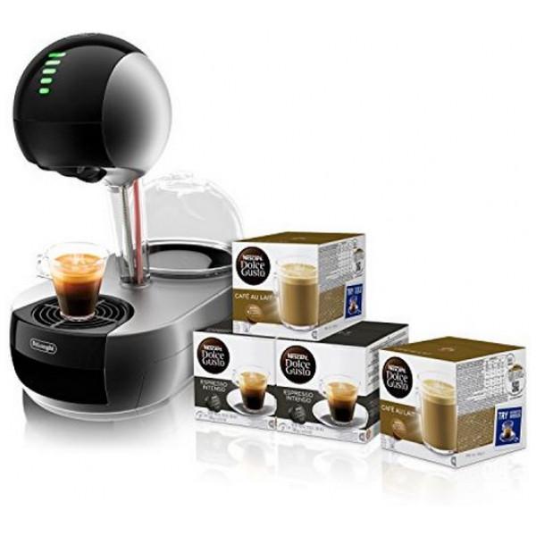 Kaffekapslar De ' Longhi Edg 636 S Stelia 15 Bar 1 L 1500W Silvrig från Inget märke
